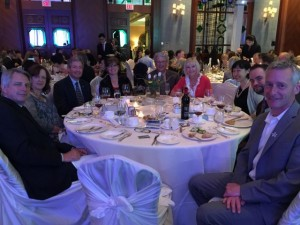 Lawyers from CFMR attend Dining for Dreams.